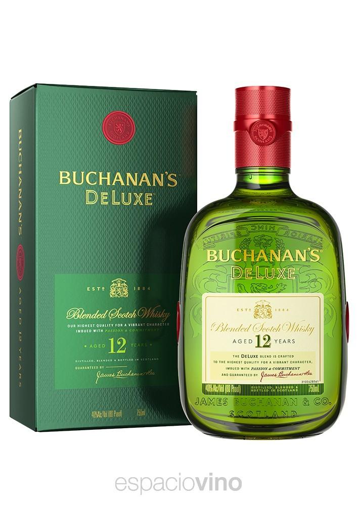 Buchanans Deluxe