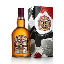 Chivas Regal Lata