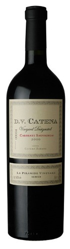 D.V.Catena La Piramide Vineyard