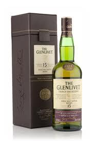 Glenlivet 15 años