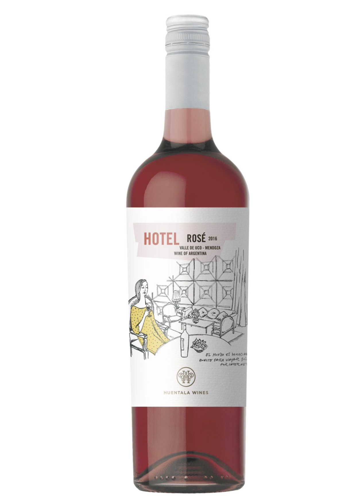 Hotel huentala wines