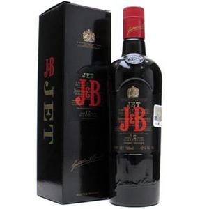 J&B jet  12 años